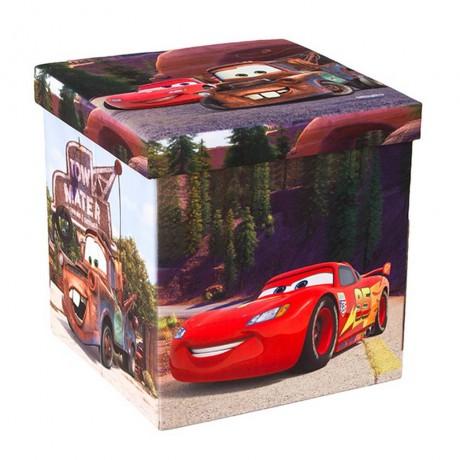 Сгъваема табуретка с мотив Cars 2 марка HOMA