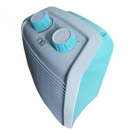 Вентилаторна печка в син цвят HOMA