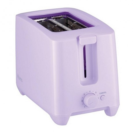Виолетов тостер HOMA