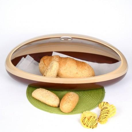 Голяма елипсовидна кутия за хляб