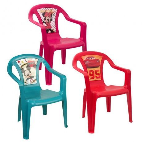 Пластмасово детско столче с различни мотиви