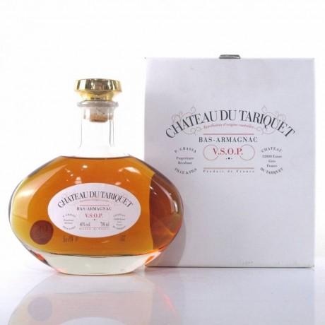 Бренди арманяк Chateau du Tariquet 7 години отлежалост 0,7 л 40%