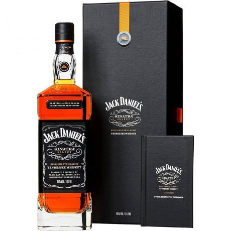 Уиски Даниелс Синатра Селект 1 л