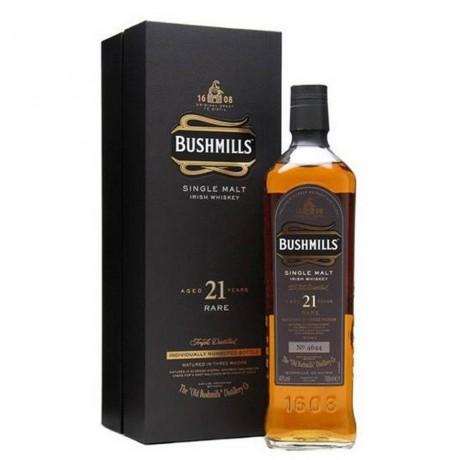 Уиски Бушмилс 21 годишен 0.7 л