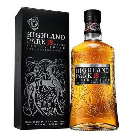Уиски Хайленд Парк 18 годишно 0.7 л