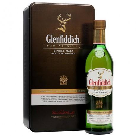 Уиски Гленфидих Ориджинъл 1963 Сингъл Малц 0.7 л