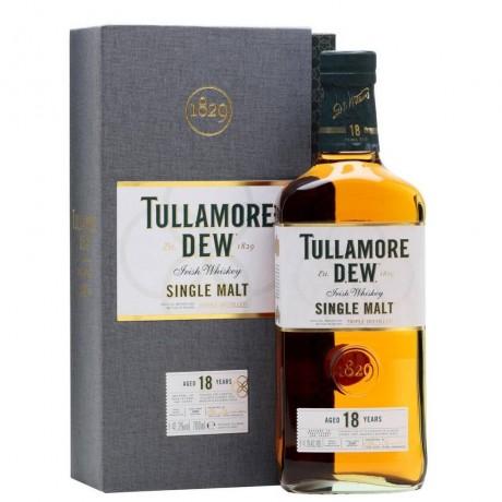 Уиски Тюламор Дю 18 годишен 0.7 л