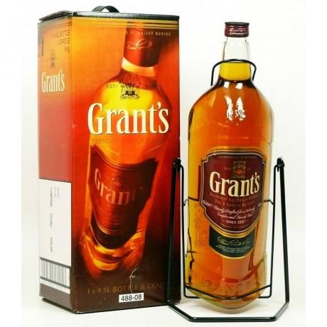 Уиски Грантс 4.5 л Люлка