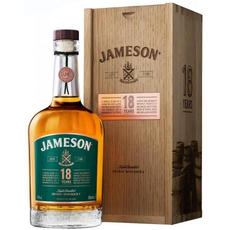 Уиски Джеймисън 18 годишен 0.7 л