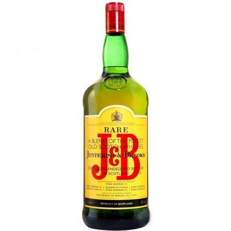 Уиски Джей енд Би 3 л