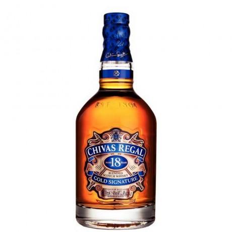 Уиски Чивас Регал 18 годишен 0.7 л