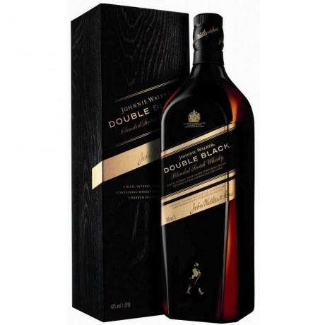 Уиски Джони Уокър Дабъл Блек 1 л
