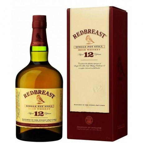 Уиски Джеймисън Редбрест 12 годишен 0.7 л
