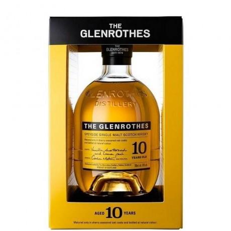Уиски Гленротс 10 годишно 0.7 л