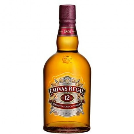 Уиски Чивас Регал 12 годишен 1 л