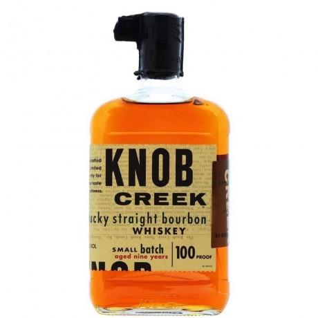 Уиски Кноб Крийк 9 годишно 0.7 л
