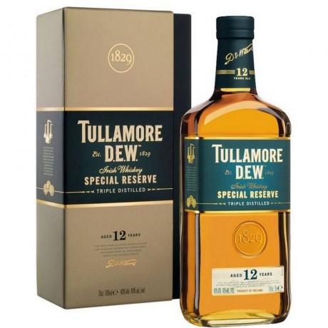 Уиски Тюламор Дю 12 годишен 0.7 л