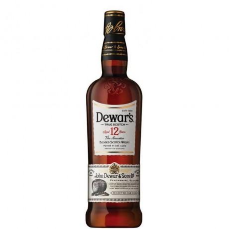 Уиски Дюърс 12 г 0.7 л