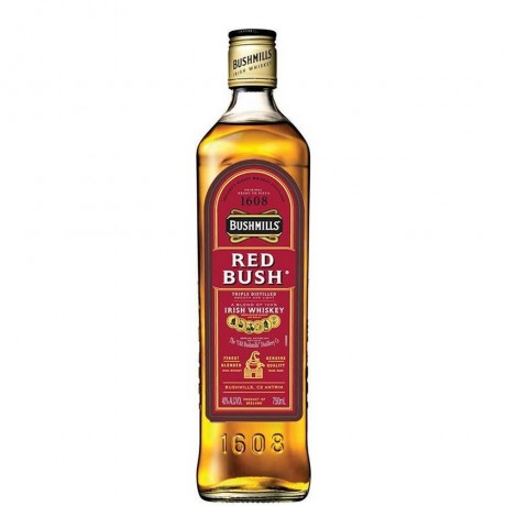 Уиски Бушмилс Ред Буш 0.7 л