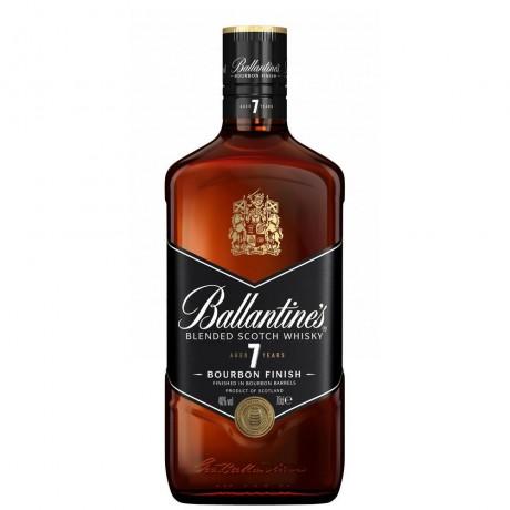 Уиски Балантайнс 7 годишен 0.7 л