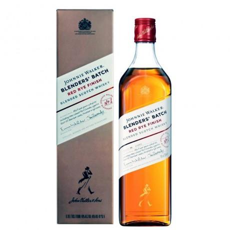 Уиски Джони Уокър Ръжено 0.7 л