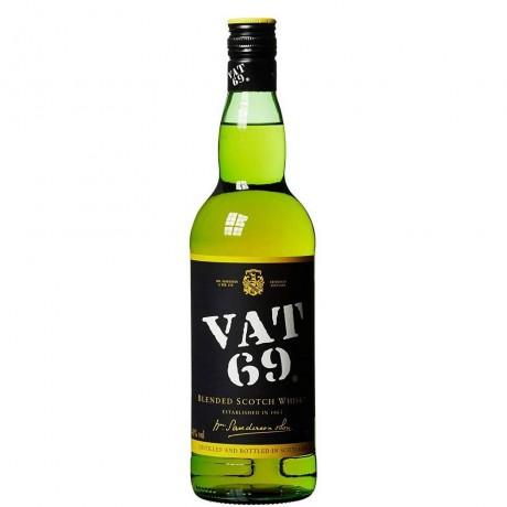 Уиски ВАТ 69 0.7 л