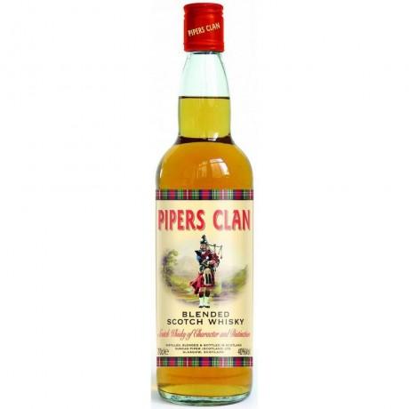 Уиски Пайпърс Клан 0.7 л