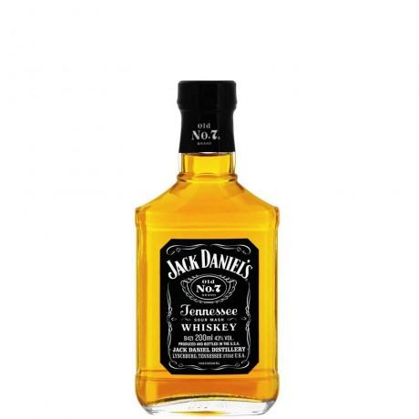 Уиски Джак Даниелс 0.2 л