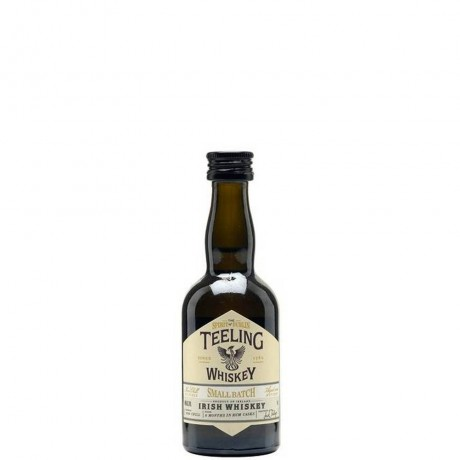 Уиски Тийлинг Смол Бач 0.05 л