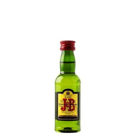 Уиски Джей енд Би 0.05 л
