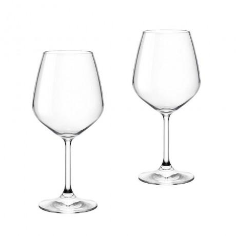 2 бр. чаши за червено вино 530 мл Bormioli Rocco колекция RESTAURANT