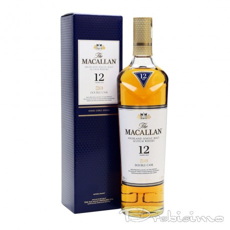 Купи Уиски Macallan Double Cask 12 години отлежалост 0,7 л 40%