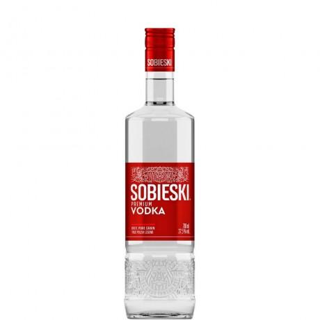 Водка Собиески Премиум 0.5 л