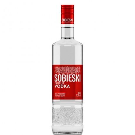 Водка Собиески Премиум 0.7 л