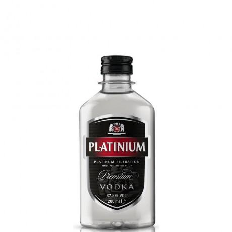 Водка Платинум 0.2 л