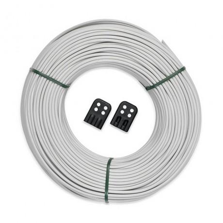 65 м резервно въже за простор със 16 пластмасови свръзки Brabantia