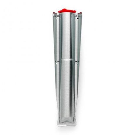 Метален галванизиран шиш за монтаж на външен простор за вкопаване или бетониране Ø45мм Brabantia