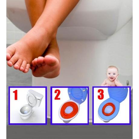 Детска седалка за тоалетна чиния
