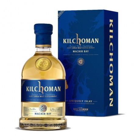 Уиски Kilchoman Machir Bay 6 години отлежалост 0,7 л 46%