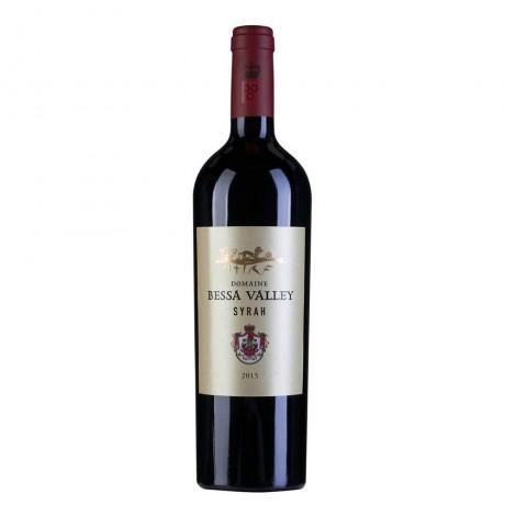 Червено Вино Енира Сира 0.75 л