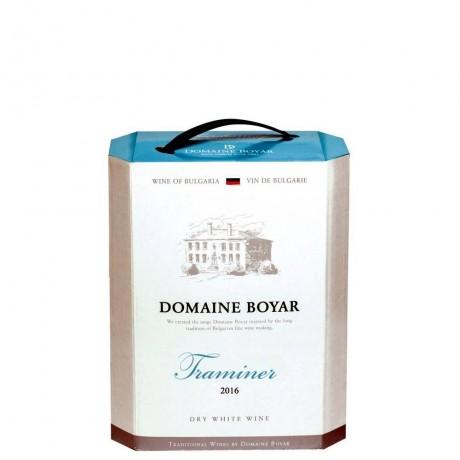 Домейн Бойар Траминер 3.0 л