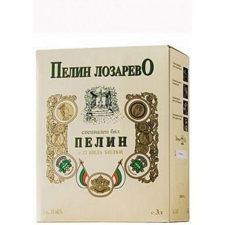 Лозарево Бял Пелин 3 л