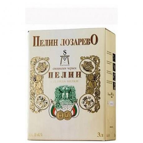 Лозарево Червен Пелин 3 л