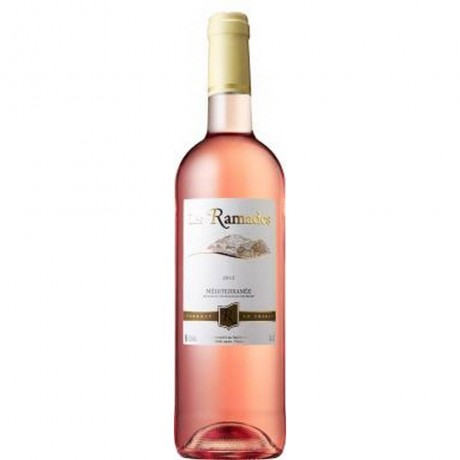 Ле Раманд Розе Франция 0.75 л