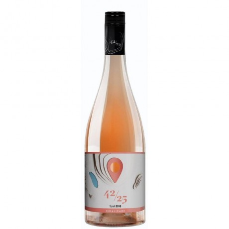Мидалидаре 42/25 Розе 0.75 л