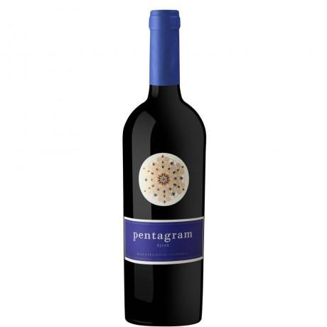 Вино Пентаграм Сира 0.75 л