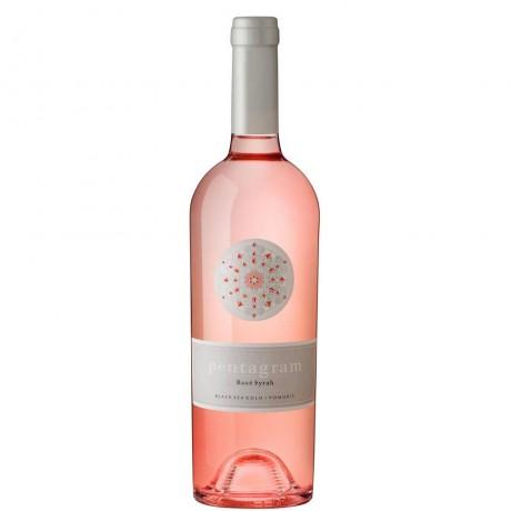 Вино Пентаграм Розе 0.75 л