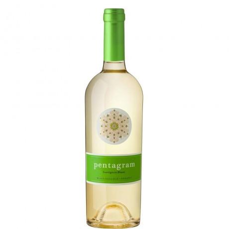 Вино Пентаграм Совиньон Блан 0.75 л