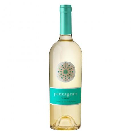 Вино Пентаграм Траминер 0.75 л