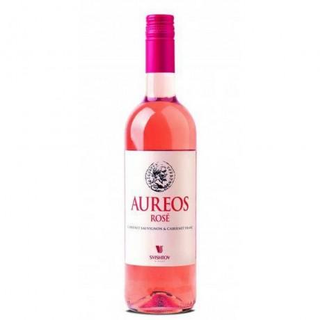Свищов Ауреос Розе 0.75 л